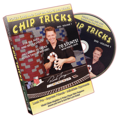 Chip Tricks by Rich Ferguson - DVD
