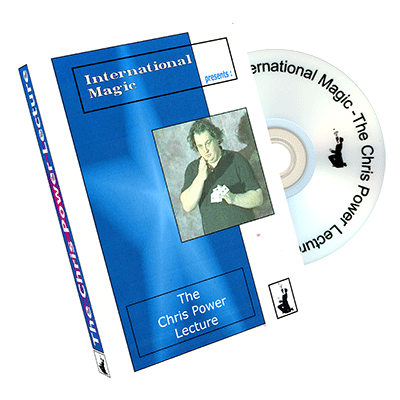 The Chris Power Lecture by International Magic - DVD