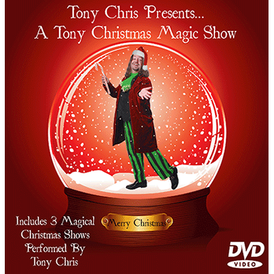 A Tony Christmas Magic Show - Tony ChrisDVD