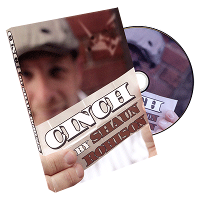 Cinch (DVD and Gimmick) by Shaun Robison & Paper Crane Productions - DVD
