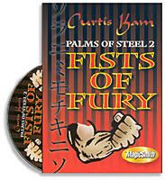 Fists of Fury Curtis Kam Palms of Steel vol. 2- #2, DVD