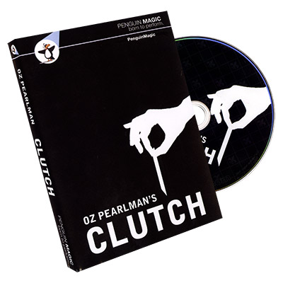 Clutch by Oz Pearlman and Penguin Magic - DVD