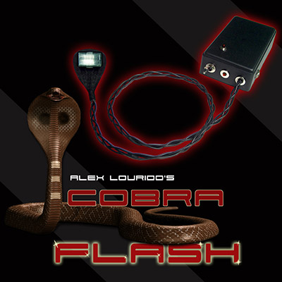 Cobra Flash (w/DVD) by Alex Lourido - DVD