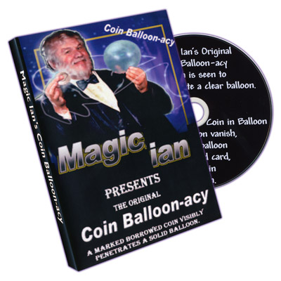 Coin Balloonacy by Ian Garrison - DVD