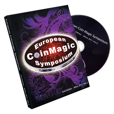 Coinmagic Symposium Vol. 3 - DVD