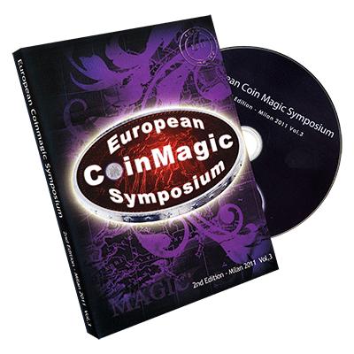 Coinmagic Symposium Vol 3 - DVD