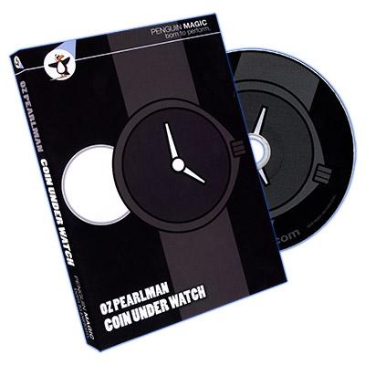 Coin Under Watch - Oz Pearlman