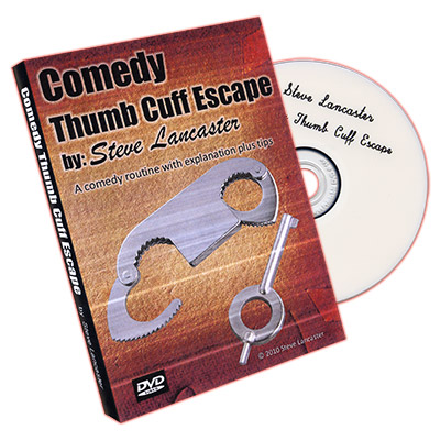 Comedy Thumb Cuff Escape - Steve Lancaster