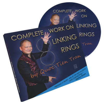 Complete Work on Linking Rings by Quoc Tien Tran - DVD