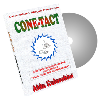 Cone-Tact by Wild-Colombini Magic - DVD