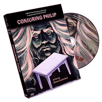 Conjuring Philip - Donna Zuckerbrot