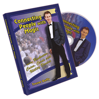 Connecting People with Magic by Trevor Duffy - DVD