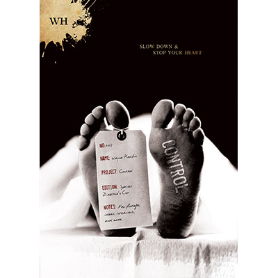Control 2.0 by Wayne Houchin - DVD
