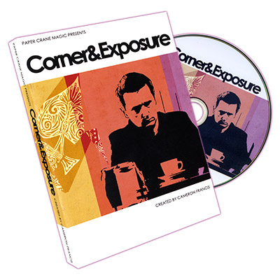 Corner & Exposure by Cameron Francis & Paper Crane Productions - DVD