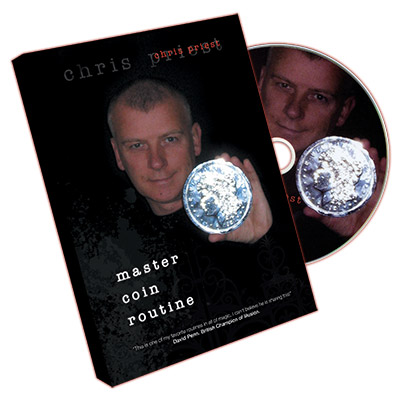 Master Coin Routines by Chris Priest - DVD