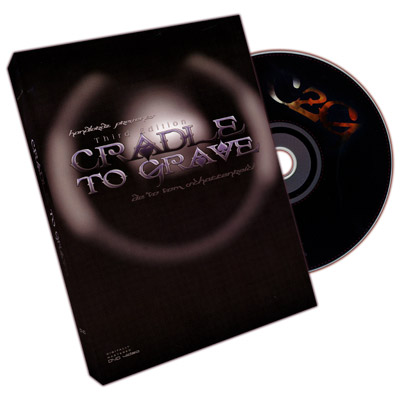 Cradle To Grave by De'vo - DVD