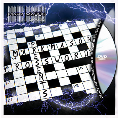 Cross Word by Mark Mason and JB Magic - DVD