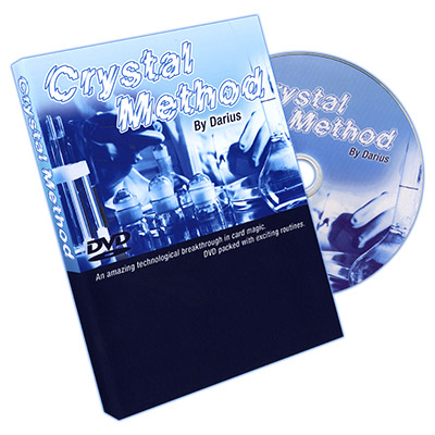 Crystal Method (Deck and DVD) by Darius - DVD