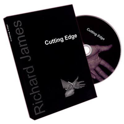 Cutting Edge by Richard James - DVD
