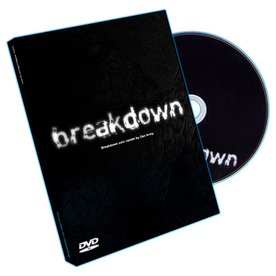 Breakdown Coin Vanish by Dan Army - DVD