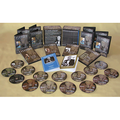 Dai Vernons Revelations - 30th Anniversary Deluxe Edition Box Set - L&L Publishing - DVD