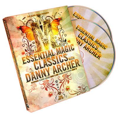 Danny Archer's Essential Magic Classics (2 DVD SET)