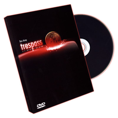 Trespass by Dan Army - DVD