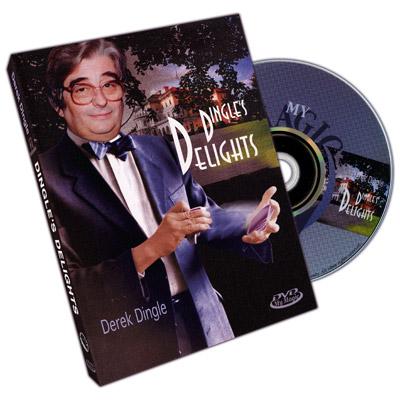 Dingle's ( Delights )by Derek Dingle - DVD - Murphy's Magic Supplies, Inc.  - Wholesale Magic
