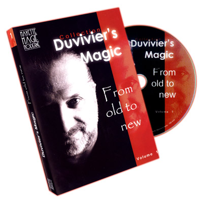 Duvivier's Magic 1: From Old to New - Volume 1 - DVD by Mayette Magie Moderne