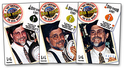Bar Magic Doc Eason- #3, DVD