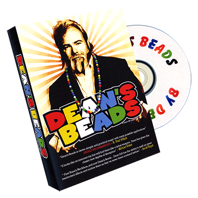 Dean's Beads (DVD and Props) by Dean Dill- DVD