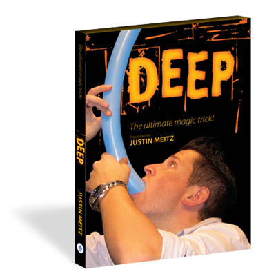 Deep by Justin S. Meitz - DVD
