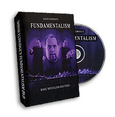 Fundamentalism Eldridge, DVD