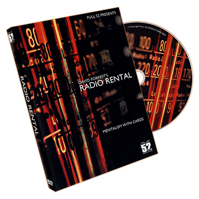 Radio Rental by David Forrest - DVD