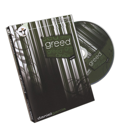 Greed by Daniel Garcia - DVD