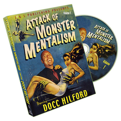 Attack Of Monster Mentalism - Vol 1 - Docc Hilford