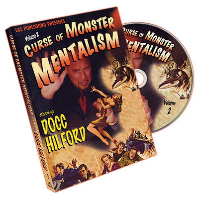 Curse Of Monster Mentalism - Vol 2 - Docc Hilford