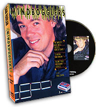 Mindbogglers vol 4 by Dan Harlan - DVD