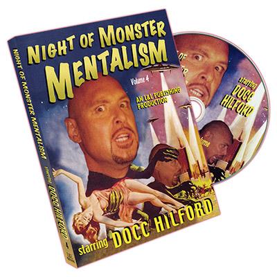 Night Of Monster Mentalism - Volume 4