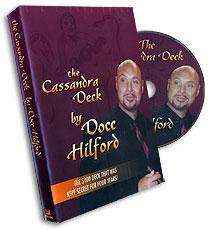 the Cassandra Deck by Docc Hilford - DVD
