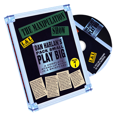 Harlan The Manipulation Show - DVD