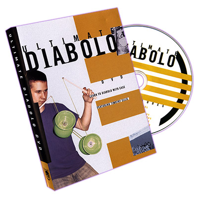 Ultimate Diabolo by Timothy Ellis - DVD