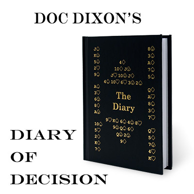 Diary of Decision (With DVD) by Doc Dixon - DVD