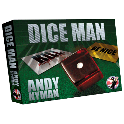 Dice Man (with DVD) - Andy Nyman & Alakazam