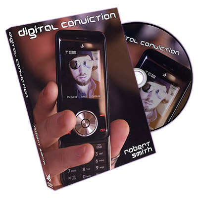 Digital Conviction by Robert Smith - DVD