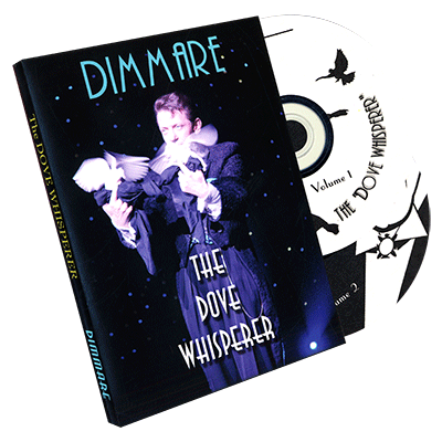 Dimmare's The Dove Whisperer (2 DVD Set) by James Dimmare and The Miracle Factory - DVD
