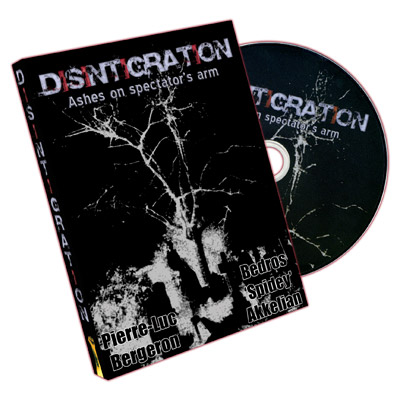 Disintigration by Spidey and PL Bergeron - DVD