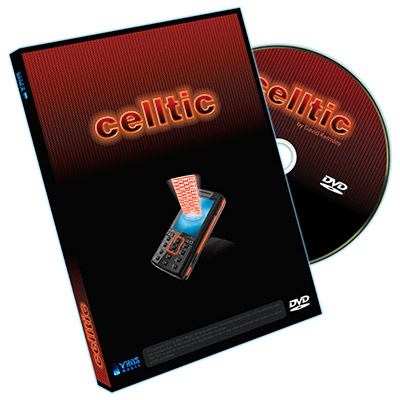 Celltic by David Kemsley - DVD