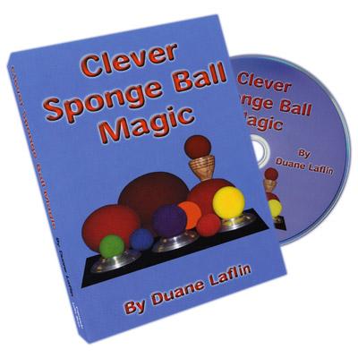 Trucos de Magia con Bolas de Esponja Clever - Duane Laflin