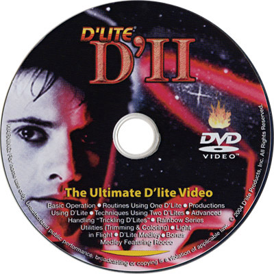 D'Lite D'II - The Ultimate D'Lite Video - DVD